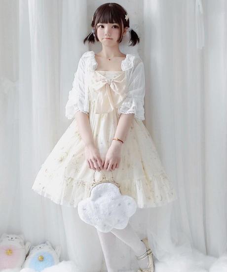 【d.Alice】ホワイトルナJSK