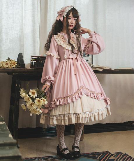 【d.Alice】レトロレイヤードOP