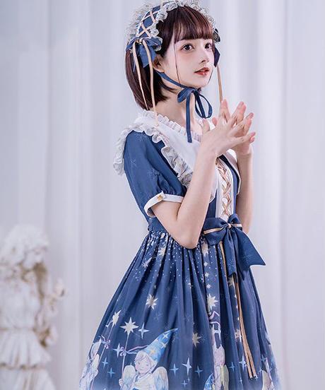 【d.Alice】エンジェルフリルワンピース