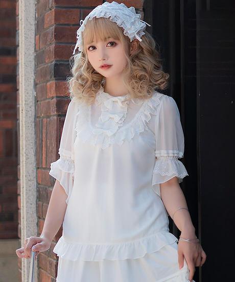 【d.Alice】ロリィタブラウス