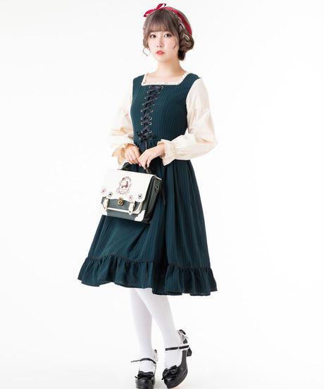 【d.Alice】ロータスリーフワンピース