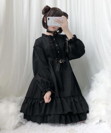 【d.Alice】三日月ワンピース