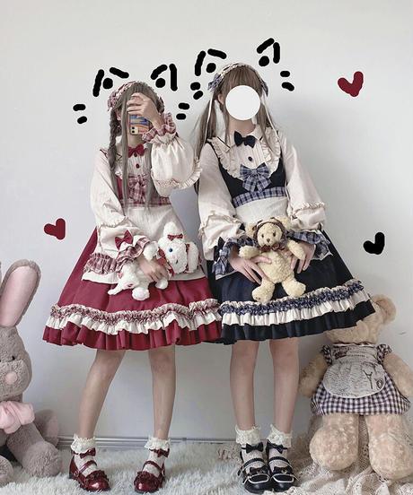 【d.Alice】クラシックエプロンOP