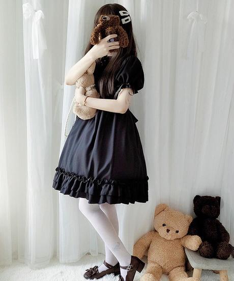 【d.Alice】三日月ワンピース(半袖)