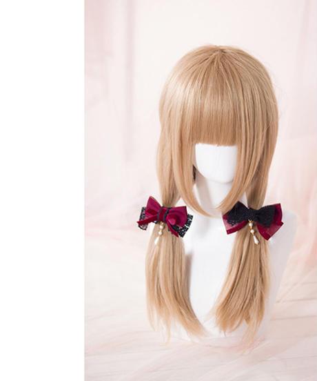【d.Alice】ゴシックローズ ヘアアクセサリーセット