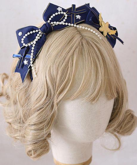 【d.Alice】ロリィタカチューシャ(3色)