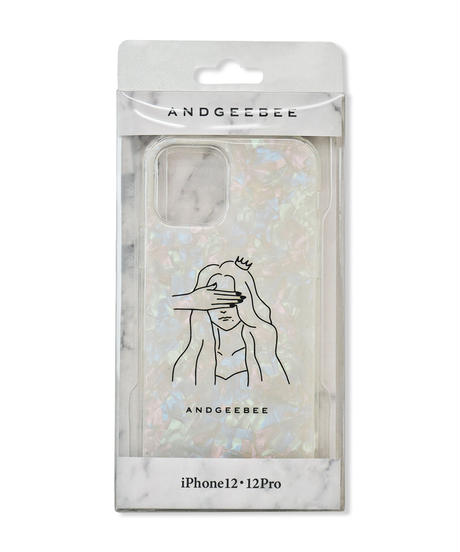 イラストシェルケースiphone12/12pro AG212BC0411