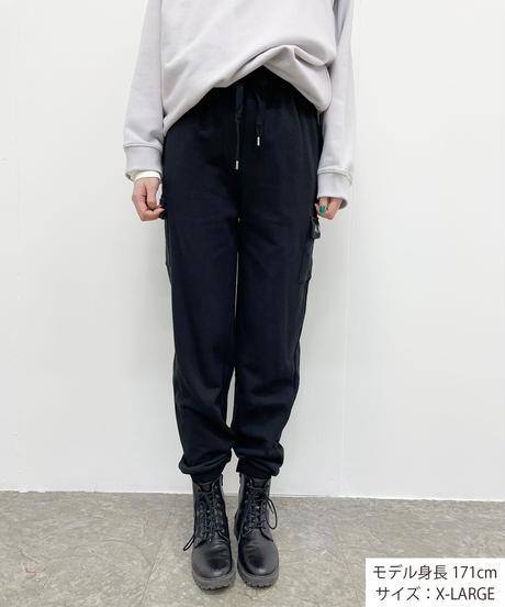 【UNISEX】ポケットスウェットパンツ AG211PT0101