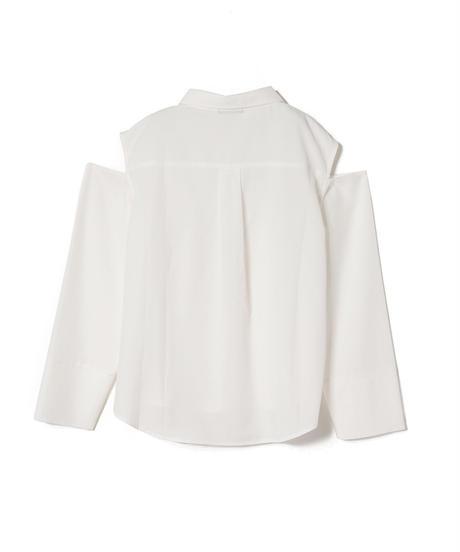 オープンショルダーシャツ AG193SH06