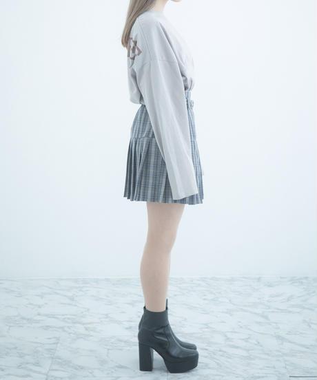 【UNISEX】バックロゴロンT AG211CS0212