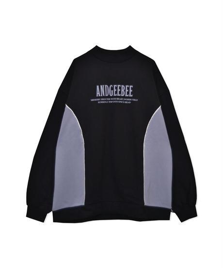 【UNISEX】ハイネックハイショクスウェット AG211CS0205