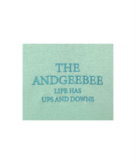 【UNISEX】ANDGEEBEEロゴロンT AG211CS0316