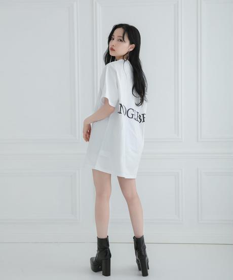 【UNISEX】バックANDGEEBEE Tシャツ AG212CS0426