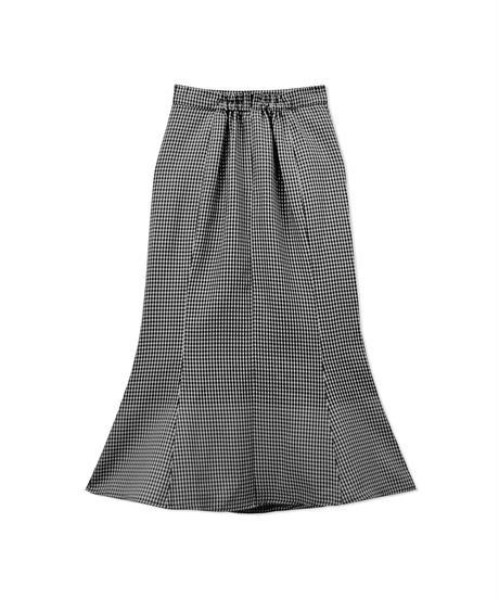 ギンガムマーメイドスカート AG213SK0709