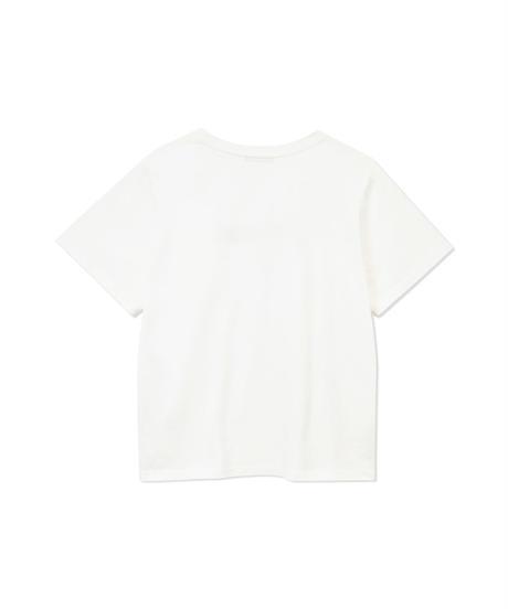 バタフライロゴTシャツ AG212CS0528