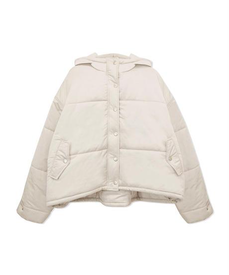 オーバーサイズ中綿ジャケット AG204JK1109