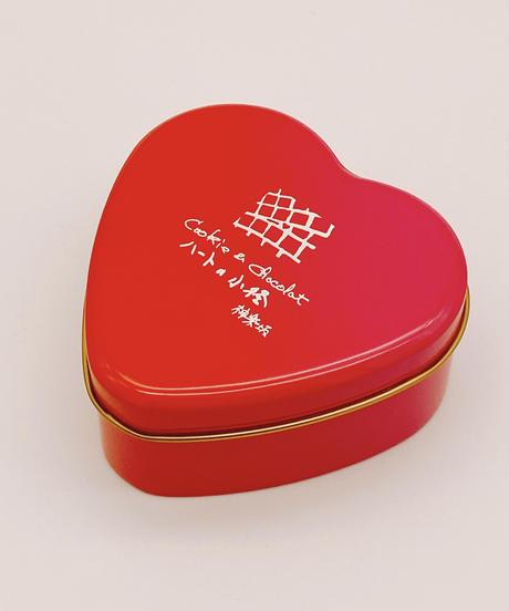 神楽坂・石だたみのショコラ缶