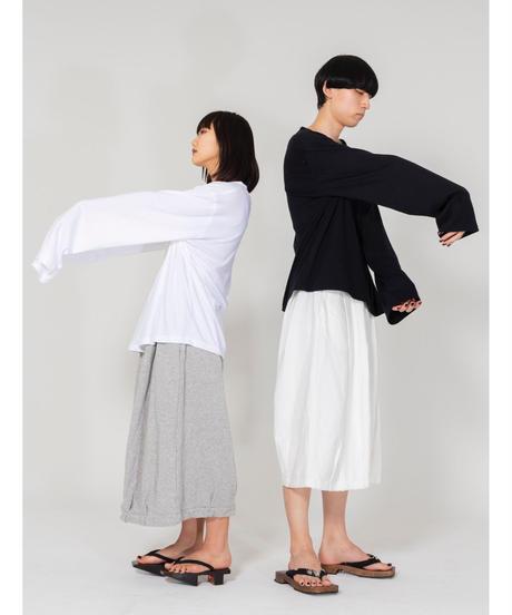 ワイドパンツ-空服-
