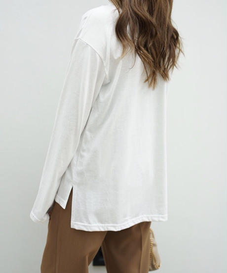 Over Long T-shirt