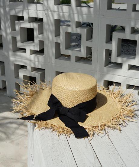 Ribbon Blade Hat