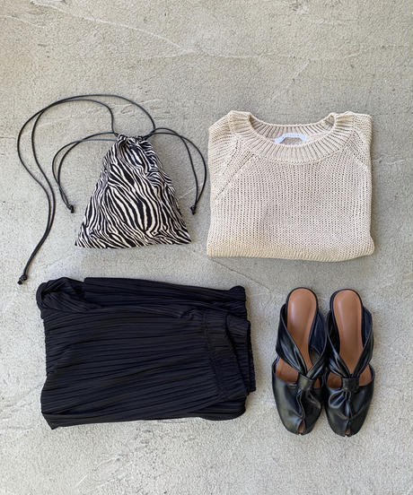 Short Basic Knit