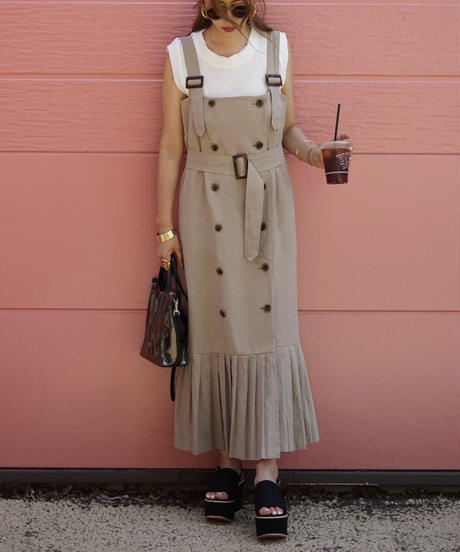Long Trench One-piece