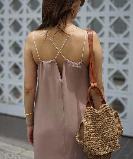 Narrow Strap One-piece