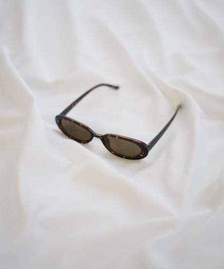 Narrow Flame Sunglasses