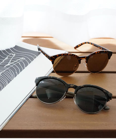 Round Bridge Sunglasses