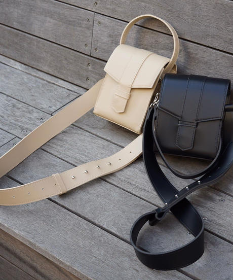 Wide Belt Bag