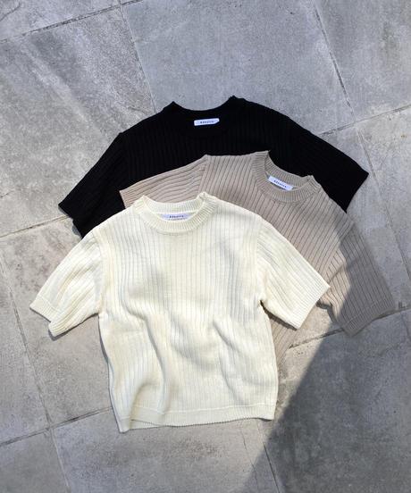 Short Sleeve Knit