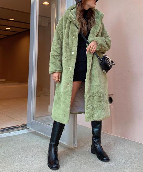 Long Fur Coat