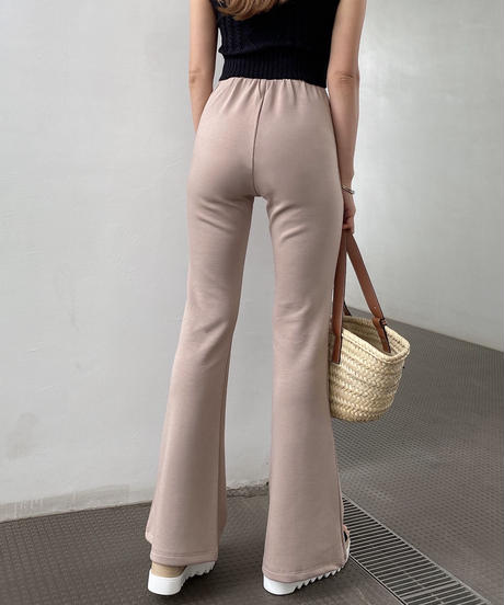 H/W Flare Pants