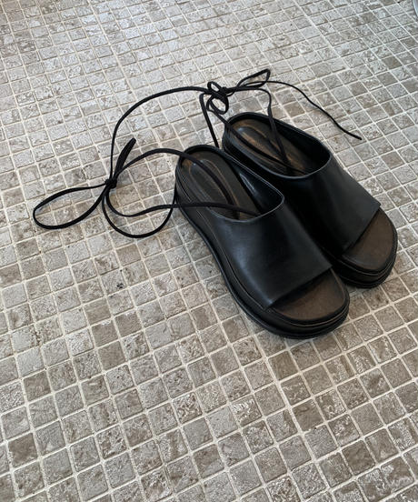 2Way Platform Sandal