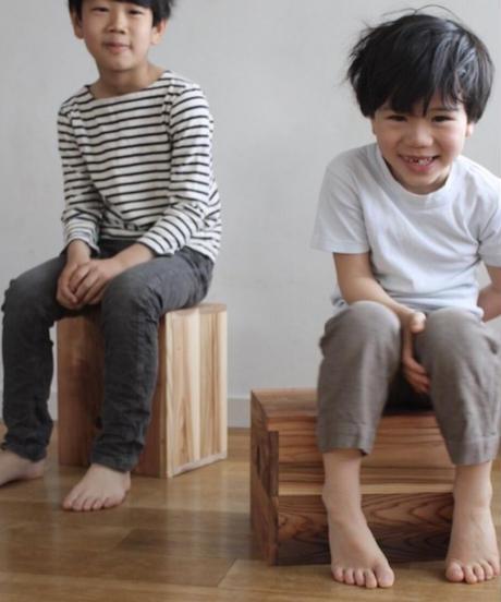 ワークショップ「宮川杉の箱椅子作り」