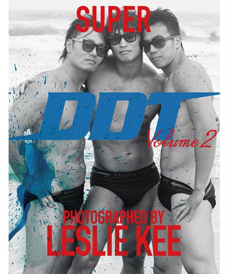 レスリー・キー×DDTコラボ写真集「SUPER DDT volume2」