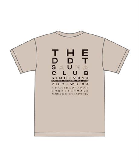 DDTサウナ部 Tシャツ