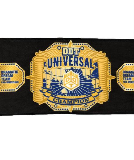 DDT UNIVERSAL王座マフラータオル