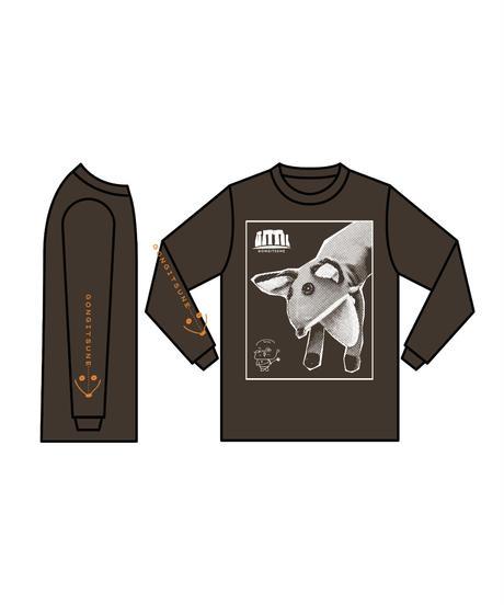 アントーニオ本多ロングTシャツ