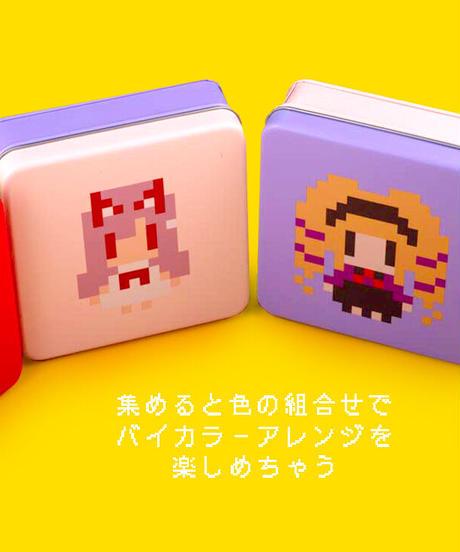 【ハロウィン21】トリーツ4姉妹コンプリートセット【金の深層缶特典】