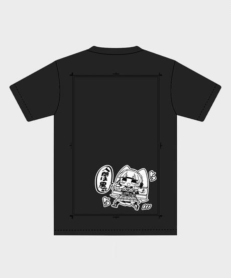 【かにかま先生】描き下ろし深層ウェブTシャツ