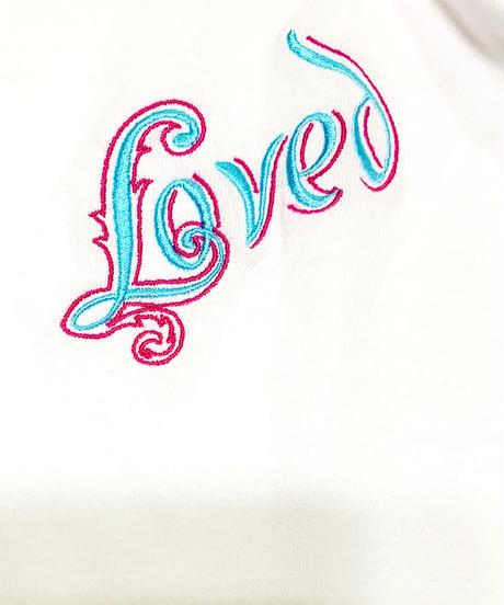「Loved needlework 」Tee