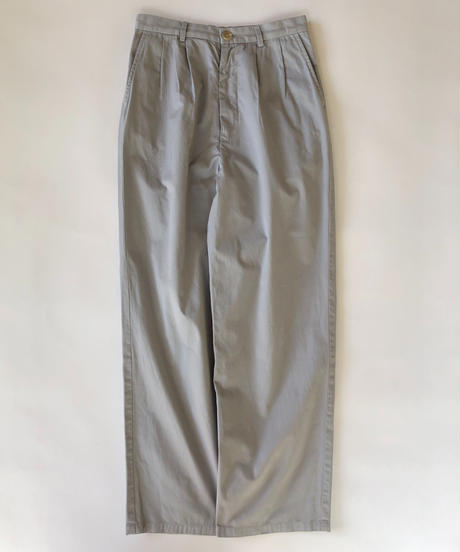 Karsey 2tuck Pants / Gray