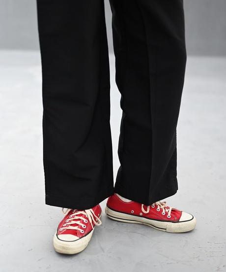 ポリエステル縮絨 Painter Pants / Black
