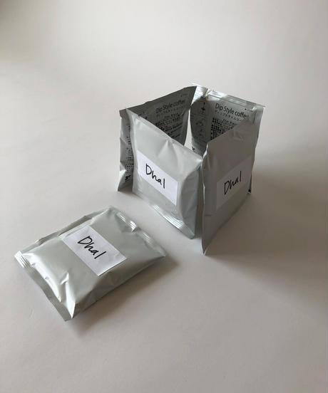 再入荷 Dhal BLEND /DIP STYLE COFFEE BAG 5個SET