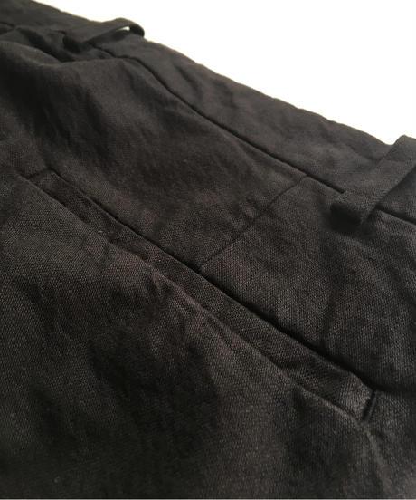Uneven Yarn Twill 5P Pants