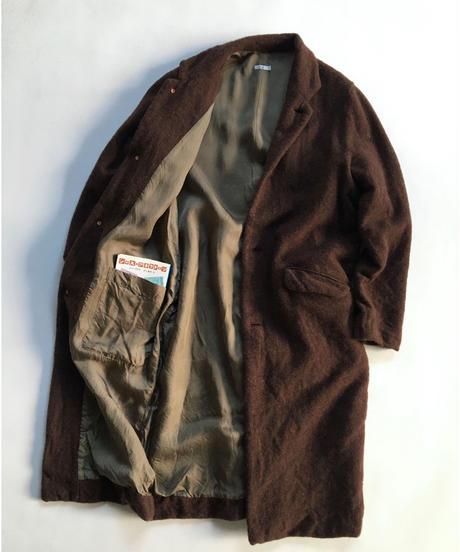 英国羊毛縮絨 Dhal Coat