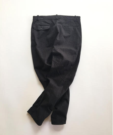 Uneven Yarn Twill 5P Pants