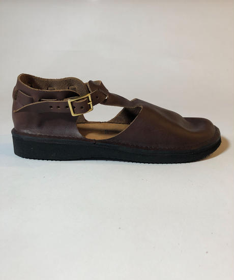 【MossとBrown追加しました】AURORA SHOES - WEST INDIAN