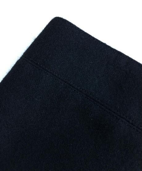 Wool Melton Sailor Pants